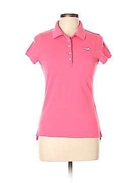 Hollister Short Sleeve Polo Size L