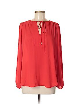 7th Avenue Design Studio New York & Company Long Sleeve Blouse Size M