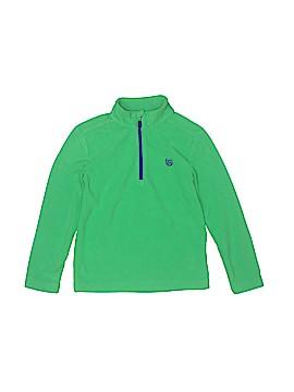 Chaps Fleece Jacket Size 6