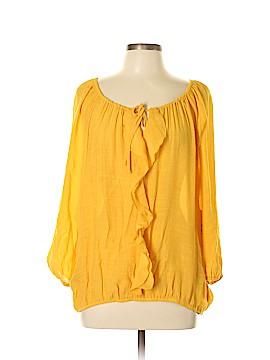 St. John's Bay Long Sleeve Top Size XL