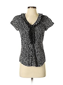 Ann Taylor LOFT Outlet Short Sleeve Blouse Size 0