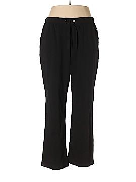 Karen Scott Casual Pants Size 1X (Plus)
