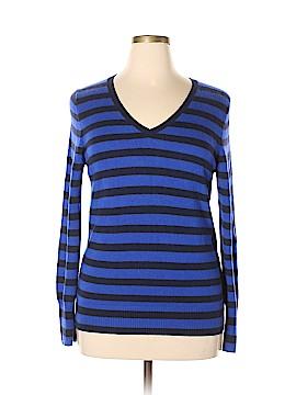 Halogen Cashmere Pullover Sweater Size XL