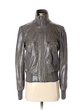 BDG Faux Leather Jacket Size S