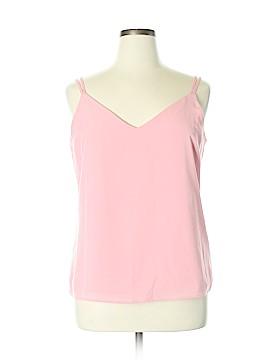 M&S Sleeveless Blouse Size 16 (UK)