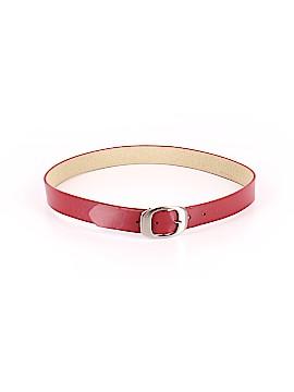 New York & Company Leather Belt Size M