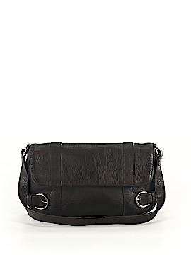 Ann Taylor LOFT Leather Shoulder Bag One Size