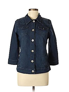 Bandolino Denim Jacket Size M