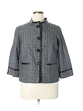 Jones New York Collection Wool Coat Size 14