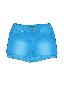 Signature Studio Denim Shorts Size 14