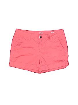 A.n.a. A New Approach Khaki Shorts Size 6 (Petite)