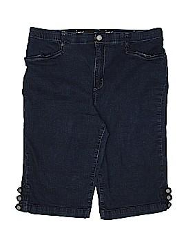 JMS Collection Denim Shorts Size 16