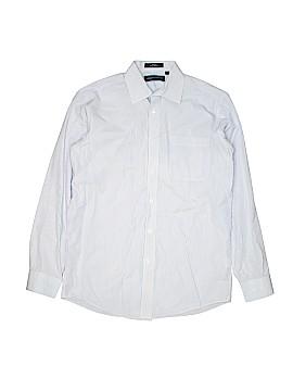 Joseph Abboud Long Sleeve Button-Down Shirt Size 18