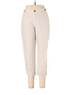 Banana Republic Factory Store Linen Pants Size 10