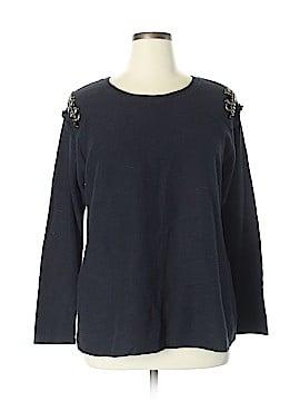 Lane Bryant Pullover Sweater Size 16 (Plus)