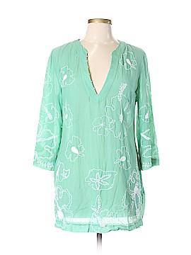 Tibi 3/4 Sleeve Blouse Size L