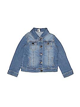 Carter's Denim Jacket Size 5T