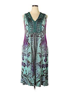 World Unity Casual Dress Size 1X (Plus)