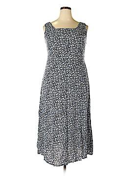 Kathie Lee Casual Dress Size 18 W (Plus)
