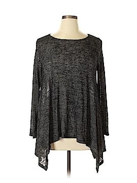 Bobeau Long Sleeve Top Size XL