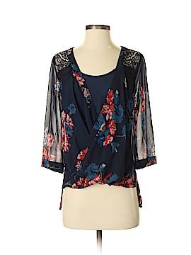 Dex 3/4 Sleeve Blouse Size XS