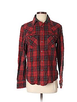 Ralph Lauren Long Sleeve Button-Down Shirt Size 4