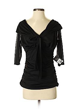 Kiyonna 3/4 Sleeve Blouse Size 0 (Plus)