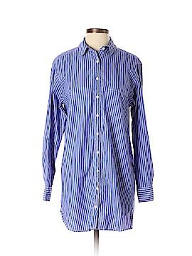 Talula Long Sleeve Button-Down Shirt Size S