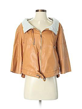 Escada Leather Jacket Size 34 (EU)