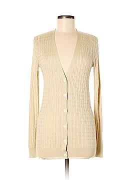 Ralph Lauren Blue Label Silk Cardigan Size M