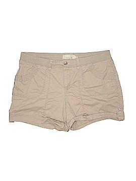 SONOMA life + style Khaki Shorts Size 18 (Plus)