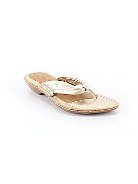 Born Handcrafted Footwear Flip Flops Size 9