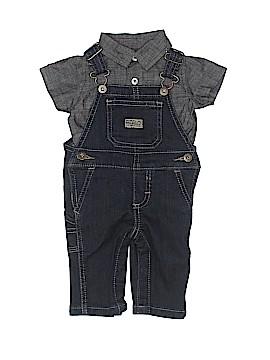 Wrangler Jeans Co Overalls Newborn