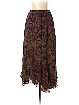 Chico's Silk Skirt Size Sm (0)