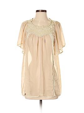 Lolita Short Sleeve Blouse Size S