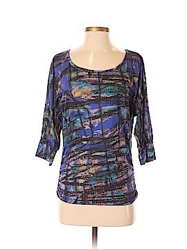 Eyelash Couture 3/4 Sleeve Blouse Size S