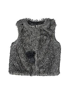 Genuine Kids from Oshkosh Faux Fur Vest Size 3T