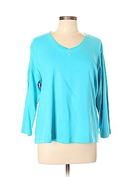 Lulu-B 3/4 Sleeve T-Shirt Size XL