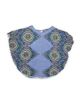 GB Girls Short Sleeve Blouse Size X-Large (Youth)