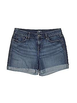Ann Taylor LOFT Denim Shorts 27 Waist