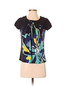 Style&Co Short Sleeve Blouse Size P (Petite)