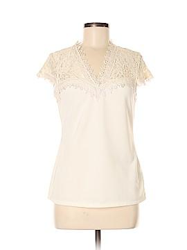 H&M Short Sleeve Blouse Size M
