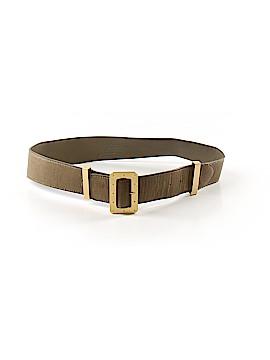BCBGMAXAZRIA Leather Belt Size XS - Sm
