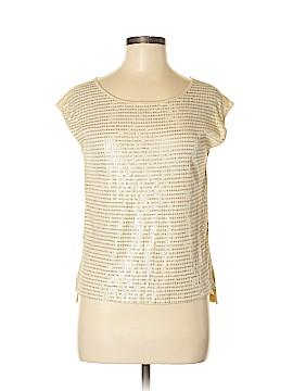 Ann Taylor LOFT Short Sleeve Top Size XXS (Petite)