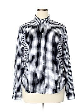 English Laundry Long Sleeve Button-Down Shirt Size XL