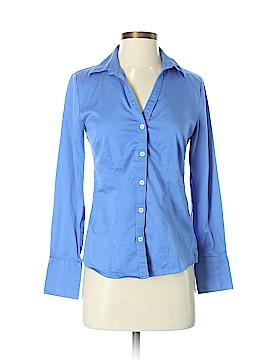 Banana Republic Factory Store Long Sleeve Button-Down Shirt Size 2