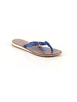 Coach Flip Flops Size 8 1/2