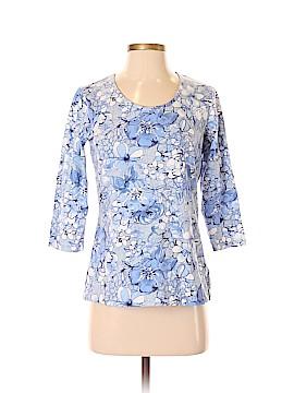 Denim + Company 3/4 Sleeve T-Shirt Size XXS