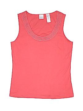 Emma James Sleeveless T-Shirt Size L