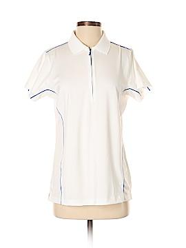 PETER MILLAR Short Sleeve Polo Size L